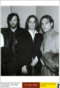 Emir Kusturica, Johnny Depp, Vincent Gallo