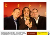 Marc Redhad, Paul Greengrass, James Nesbitt