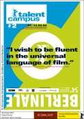 Poster: Berlinale Talent Campus 2004