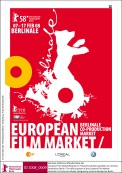 Offizielles Plakat European Film Market/Berlinale Co-Production Market 2008