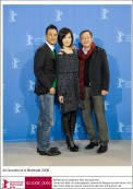 Simon Yam, Kelly Lin, Johnnie To