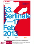 The poster for the Berlinale 2013