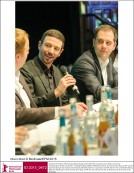 "EFM Industry Debate ""Ready to Take Off? High-end Drama Series Made in Germany"""