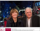 Michael Ballhaus and his wife Sherry Hormann