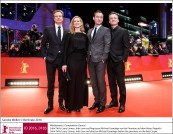 Colin Firth, Laury Linney, Jude Law and Michael Grandage