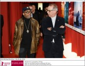 Spike Lee and Dieter Kosslick