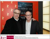 Dieter Kosslick and Alex Gibney