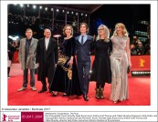 Timothy Spall, Bruno Ganz, Kristin Scott Thomas, Cillian Murphy, Sally Potter and Patricia Clarkson