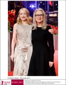 Patricia Clarkson and Sally Potter