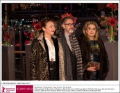 Catherine Frot, Martin Provost and Catherine Deneuve