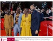 Maxwell Simba, William Trywell Kamkwamba, Aïssa Maïga and Chiwetel Ejiofor