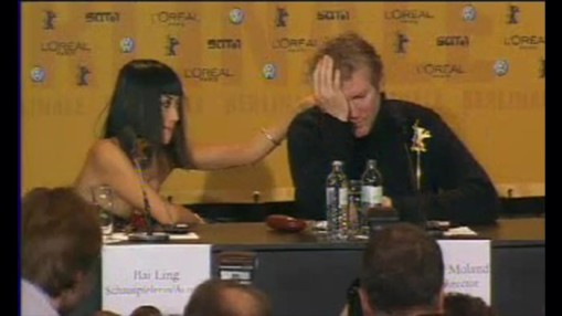 Press Conference    Sunday Feb 08, 2004    Hans Petter Moland (Director) Bai Ling (Actress) Tim Roth (Actor) Damien Nguyen (Actor) Edward R. Pressman (Producer) Petter J. Borgli (Producer) Tomas Backström (Producer) Host: Anatol Weber