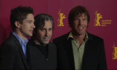 Press Conference    Sunday Feb 13, 2005    Topher Grace (Actress) Dennis Quaid (Actress) Paul Weitz (Director)
