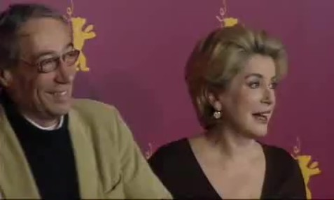 Press Conference    Saturday Feb 12, 2005    Paulo Branco (Producer) André Téchiné (Director) Catherine Deneuve (Actress)