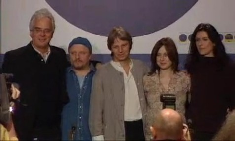Press Conference    Wednesday Feb 16, 2005    Norbert Sauer (Producer) Axel Prahl (Actor) Andreas Dresen (Director) Inka Friedrich (Actress) Laila Stieler (Script) Host: Jenny Zylka