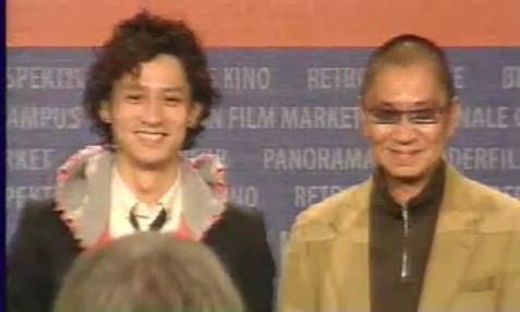 Press Conference    Friday Feb 17, 2006    Masanobu Ando (Actor) Takashi Miike (Director) Host: Anatol Weber