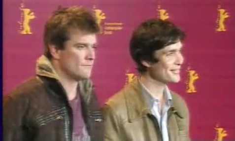 Press Conference    Saturday Feb 11, 2006    Alan Moloney (Producer) Cillian Murphy (Actor) Host: Jenny Zylka