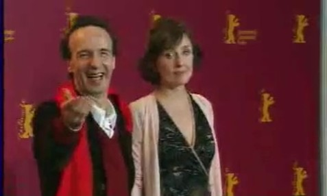 Photo Call    Friday Feb 17, 2006    Roberto Benigni (Director/Actor) Nicoletta Braschi (Actress)