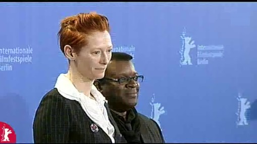 Press Conference    Thursday Feb 14, 2008    James Mackay (Executive Producer)   Eliza Mellor (Producer)   Simon Fisher Turner (Composer)   Tilda Swinton (Script, Protagonist, Executive Producer)   Isaac Julien (/Director)   Andreas Struck (Moderator)