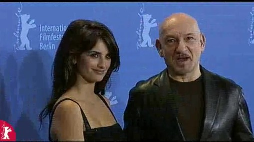 Press Conference    Sunday Feb 10, 2008    Garry Lucchesi (Producer)   Penélope Cruz (Actress)   Sir Ben Kingsley (Actor)   Isabel Coixet (Director)   Anatol Weber (Moderation)