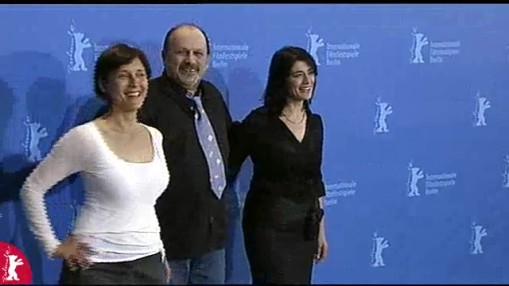 Press Conference    Friday Feb 08, 2008    Michael Eckelt (Co-Producer)   Antoine de Clermont-Tonnerre (Co-Producer)   Bettina Brokemper Bettina (Co-Producer)   Doron Tavory (Actor)   Rona Lipaz-Michael (Actress)   Ali Suliman (Actor)   Hiam Abbass (Actress)   Eran Riklis (Director)   Andreas Struck (Moderator)