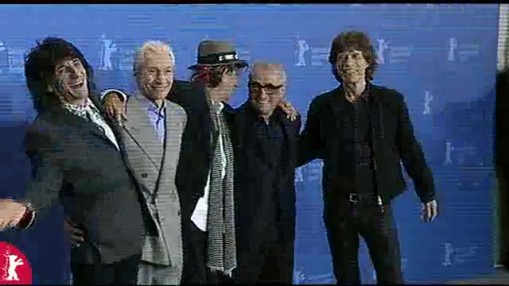 Press Conference    Thursday Feb 07, 2008    Ron Wood   Mick Jagger   Martin Scorsese (Director)   Keith Richards   Charlie Watts   Jenni Zylka (Moderator)