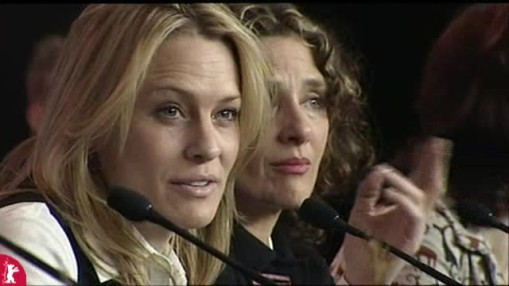 Press Conference    Monday Feb 09, 2009    Zoe Kazan (Actress)   Blake Lively (Actress)   Keanu Reeves (Actor)   Robin Wright Penn (Actress)   Rebecca Miller (Director)   Moderation: Jenni Zylka