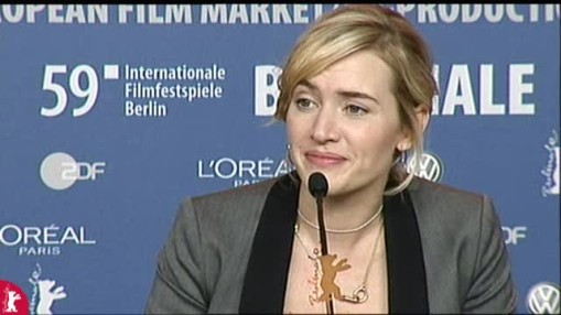 Press Conference    Friday Feb 06, 2009    David Hare (Scriptwriter)   Bernhard Schlink (Author)   David Kross (Actor)   Kate Winslet (Actress)   Ralph Fiennes (Actor)   Stephen Daldry (Director)   Moderation: Anatol Weber