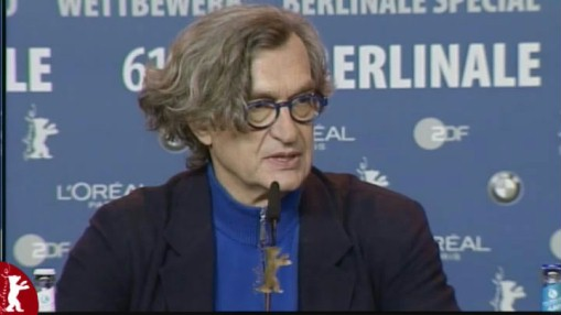 Press Conference    Sunday Feb 13, 2011    Peter Pabst (Art Director)   Robert Sturm (Art Director)    Barbara Kaufmann (Protagonist)   Wim Wenders (Director)   Julie Shanahan (Protagonist)   Gian-Piero Ringel (Producer)   Josef Schnelle (Moderation)