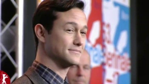 Press Conference    Friday Feb 08, 2013    Ram Bergmann (Producer) Joseph Gordon-Levitt (Director, Actor, Screenwriter) Moderation: Jenni Zylka