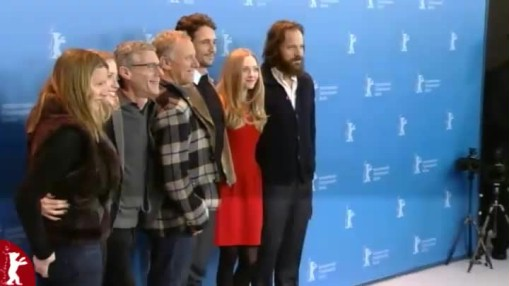 Press Conference    Saturday Feb 09, 2013    Rob Epstein (Director) Peter Sarsgaard (Actor) Amanda Seyfried (Actress) James Franco (/Actor) Jeffrey Friedman (Director) Moderation: Jenni Zylka