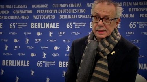 Interview    Tuesday Jan 27, 2015    Festival Director Dieter Kosslick in a short interview on the upcoming 65th Berlin International Film Festival.