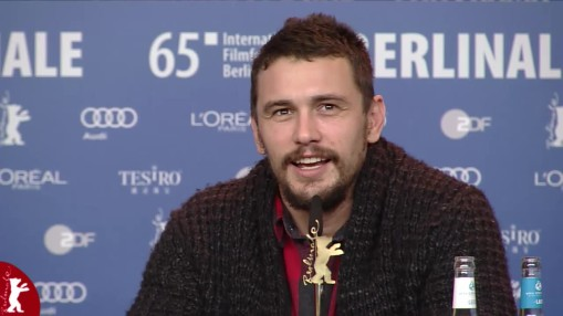 Press Conference    Monday Feb 09, 2015    Justin Kelly (Director, Screenwriter), James Franco (Actor), Lauren Selig (Executive Producer)   Moderation: Andreas Struck