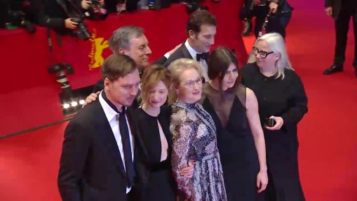 Red Carpet    Thursday Feb 11, 2016    The International Jury of the 66th Berlin International Film Festival before the Opening Ceremony at the Berlinale Palast.