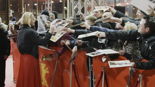 Berlinale 2018    Thursday Feb 22, 2018    Impressions of  Berlinale Series  2018