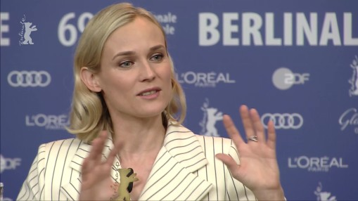 Press Conference    Sunday Feb 10, 2019    Yuval Adler (Director, Producer), Diane Kruger (Actress), Martin Freeman (Actor), Cas Anvar (Actor)   Moderation: Anatol Weber   Press Conference at full length