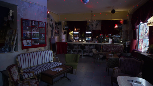 Berlinale 2019    Tuesday Feb 12, 2019     Berlinale Goes Kiez  will bring the festival to local arthouse cinemas – on February 10 to the b-ware! Ladenkino in Friedrichshain. In a short video portrait, cinema manager Oliver Speiser showcases his venue.