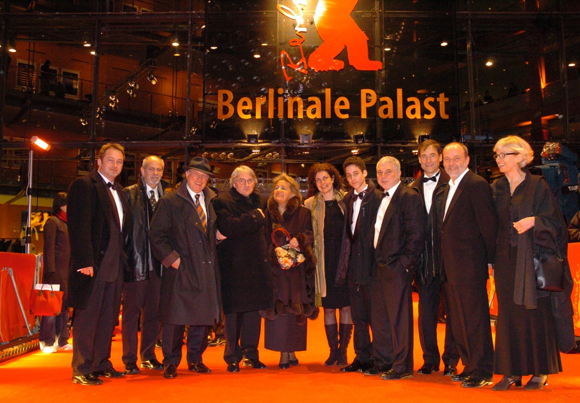 Fateless   Producers, driector, actors and guests of  Competition  entry  Fateless  on the Red Carpet before the premiere in Berlinale Palast.     Competition  –   Fateless   – Berlinale Palast    Feb 15, 2005