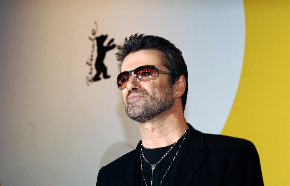 George Michael   George Michael at the press conference for Southan Morris'  George Michael - A Different Story , which screens in the  Panorama .     Panorama  –   George Michael – A Different Story   – Programme Press Conference    Feb 16, 2005
