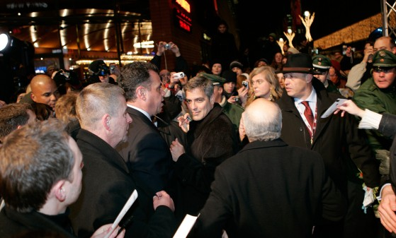 George Clooney, Syriana, Premiere