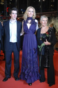 12.2.2007Notes on a scandal  Andrew Simpson, Cate Blanchett, Judi Dench. Wettbewerb – Notes on a scandal | Tagebuch eines Skandals – Berlinale Palast