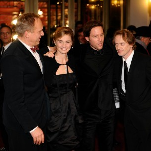 Feb 7, 2009Ulrich Tukur, Anne Consigny, Florian Gallenberger, Steve Buscemi  Celebrating the premiere of John Rabe: Ulrich Tukur, Anne Consigny, director Florian Gallenberger and Steve Buscemi. Berlinale Special – John Rabe – Friedrichstadt-Palast