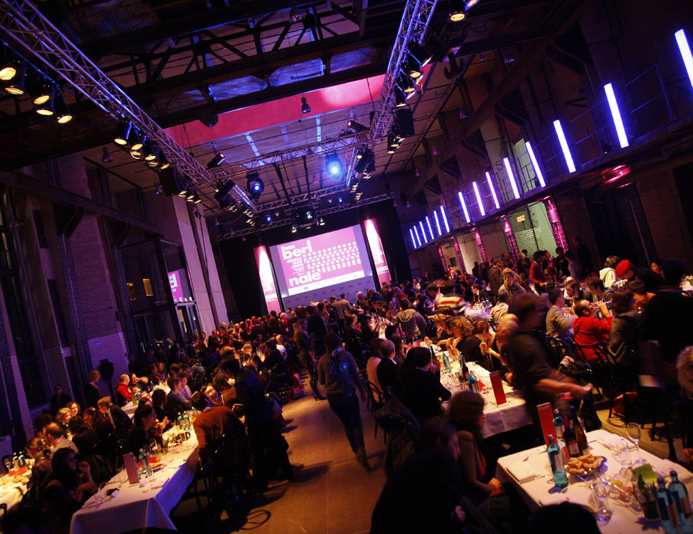 "Dine and Shine   The ""Dine and Shine"" event of the  Berlinale Talent Campus .     Berlinale Talent Campus     Feb 8, 2009"