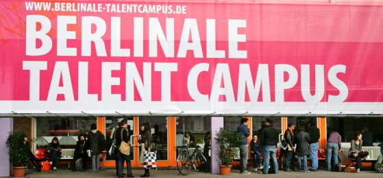 Berlinale Talent Campus 2008, HAU 2