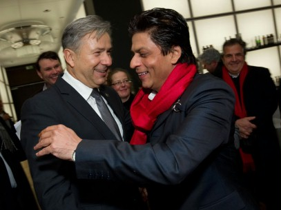Feb 12, 2010Klaus Wowereit, Shah Rukh Khan  The mayor of Berlin and the Indian actor small-talking. Competition – My Name is Khan | My Name is Khan