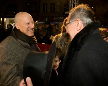 Feb 13, 2010Norman Foster, Dieter Kosslick  The Berlinale director welcomes the star architect. Berlinale Special – How Much Does Your Building Weigh, Mr. Foster? | How Much Does Your Building Weigh, Mr. Foster?