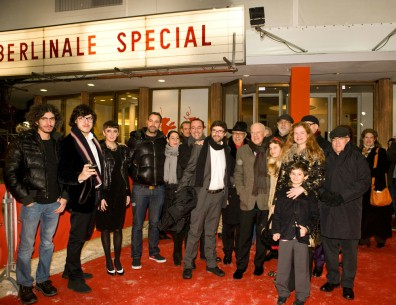 Feb 13, 2010The guests of the premiere  Group photo in front of the Cinema Paris. Berlinale Special – How Much Does Your Building Weigh, Mr. Foster? | How Much Does Your Building Weigh, Mr. Foster?