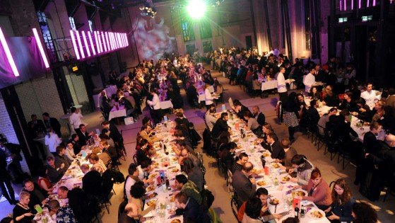 Berlinale Talent Campus Dine & Shine