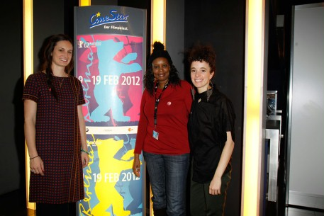 Feb 12, 2012Katherine Fairfax Wright, Naome Ruzindana, Malika Zouhali-Worrall  The two directors, in the middle one of the protagonists. Panorama – Call Me Kuchu