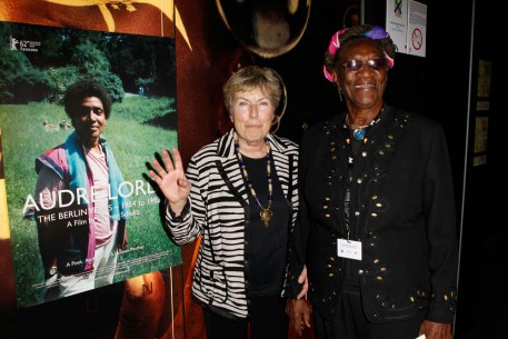 Feb 15, 2012Dagmar Schultz, Gloria I. Joseph  The director with one of her protagonists. Panorama – Audre Lorde – The Berlin Years 1984 to 1992